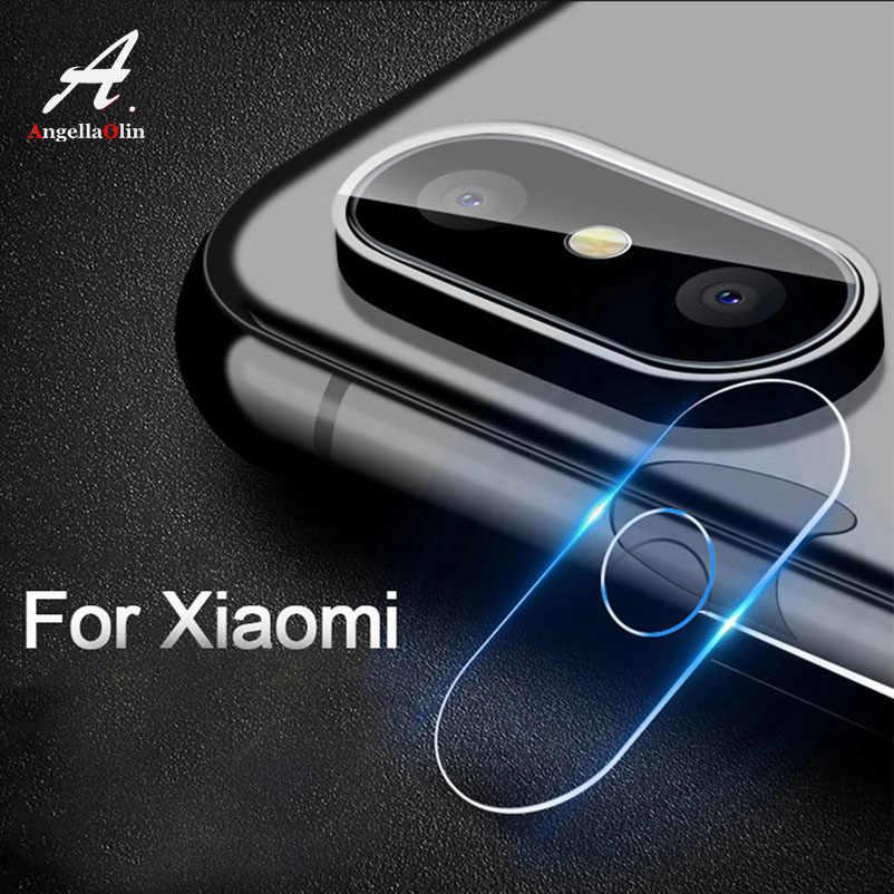 Para Xiao mi mi Vermelho nota 4 4x Pro mi 5 Lente Da Câmera protetor de tela do filme de vidro temperado de Volta caso completo telefone Guarda capa
