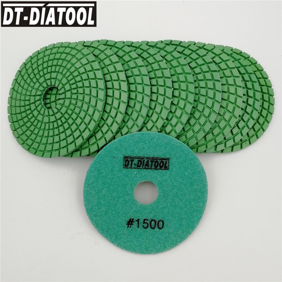 1500 # Lixar Discos de Resina Durável