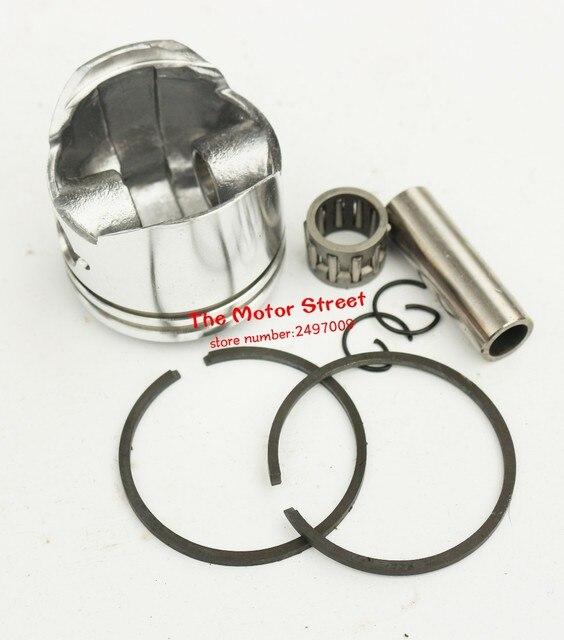 40 MM Engine Cylinder Head With Piston Kit For 2 Stroke 49cc Mini Dirt Bike