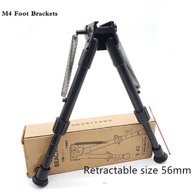 CS Tactics DIY Competitive Equipment Hobby Parts Bracket M4 Barrett Bracket Modified 20-23mm Gel Ball Plastic  JD4