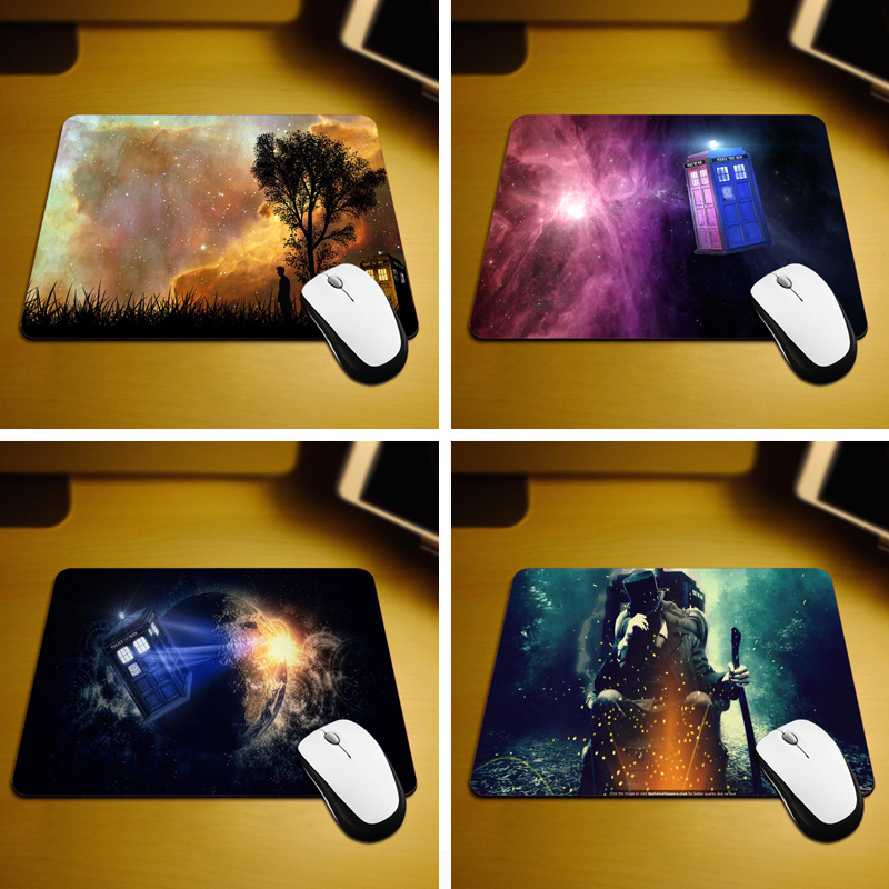 MaiYaCa Doctor Who 1 Mouse Pad Size 18 22cm and 25 29cm