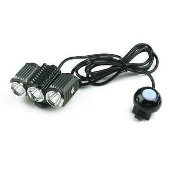 SEWS-TrustFire TR-D012 3 XML L2 светодиодная велосипедная лампа для велосипеда 1200 люмен 4 режима фара с 4000 мАч 18650 Ba