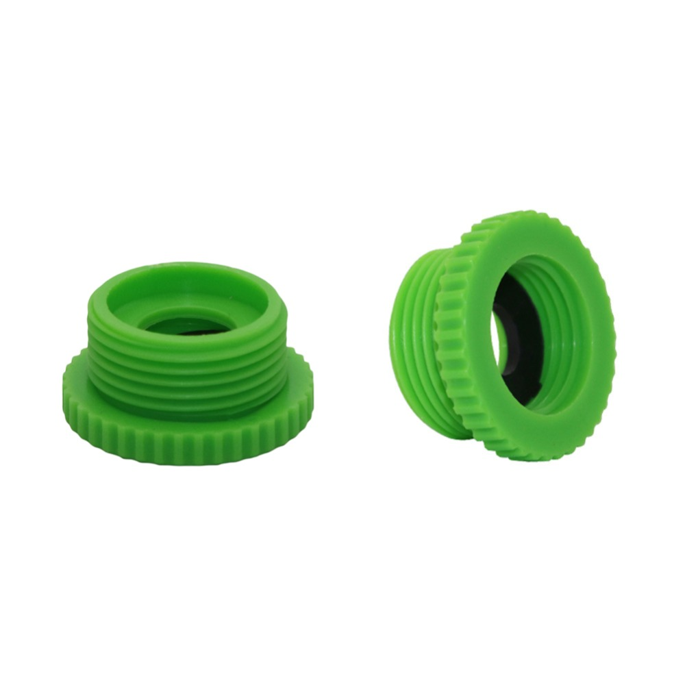 Plumbing Pipe Fittings 1/2 Inch To 3/4 Inch Male Thread Quick Connector Car Wash Irrigation Tube Adapter Oil Hose Coupling 6 Pcs