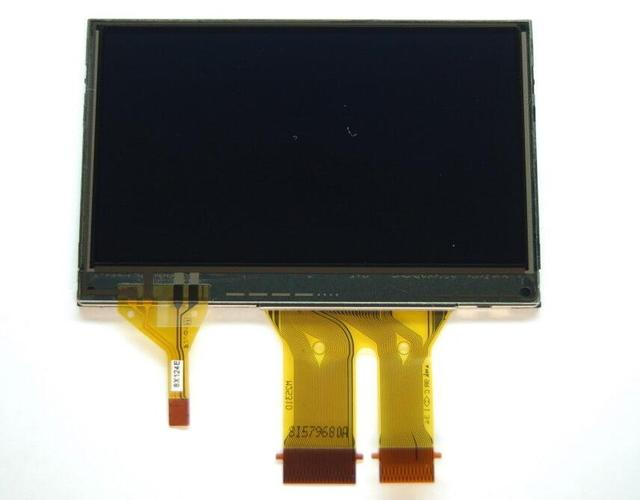 New for Sony HDR-SR11E HDR-SR12E HDR-XR500 HDR-XR520 LCD Display Screen +Touch