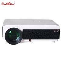 Home-projektor Volles HD LED 3D Projektor 3000 Lumen Unterstützung 1080 P Android Bluetooth System Beamer Heimkino Cinema Proyector