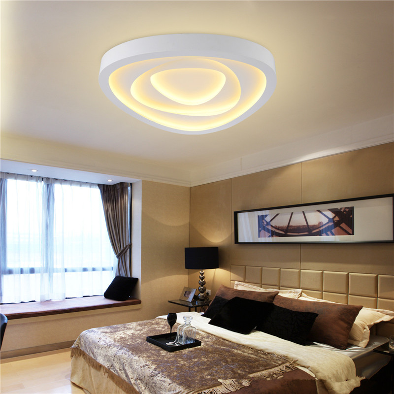 Modern Top Quality Bedroom Clouds LED Ceiling Lamp Living Room Lamp Simple Children Room Study Restaurant Light Free Shipping