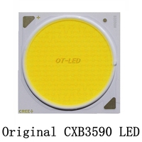 Original Cree CXB3590 CXB 3590 Led Grow Light 3500K CD Bin 80 CRI 36V For Medical