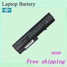 Hot sale 6930P Laptop battery For HP ProBook 6440b 6445b 6450b 6540b 6545b 6550b 6555b Notebook battery
