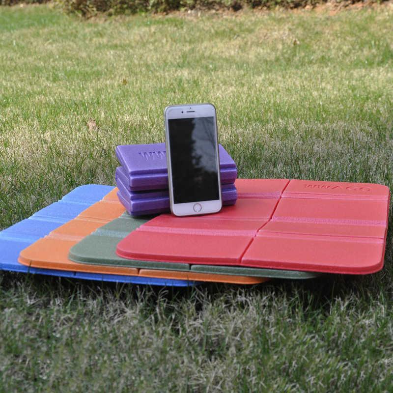 휴대용 캠핑 매트 습기 방지 방수 foldable 야외 매트 미니 비치 담요 쿠션 naturehike 피크닉 좌석 패드