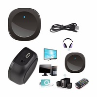 Wireless Receiver Bluetooth 3 0 3 5mm Stereo Audio Music Adapter For IPhone IPod Mobile Phone