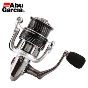Image 3 - ABU GARCIA REVO ALX 2000SH 2500SH moulinet de pêche à filature 8BB 6.2:1 217G 5.2KG système de pêche en eau salée moulinet de pêche