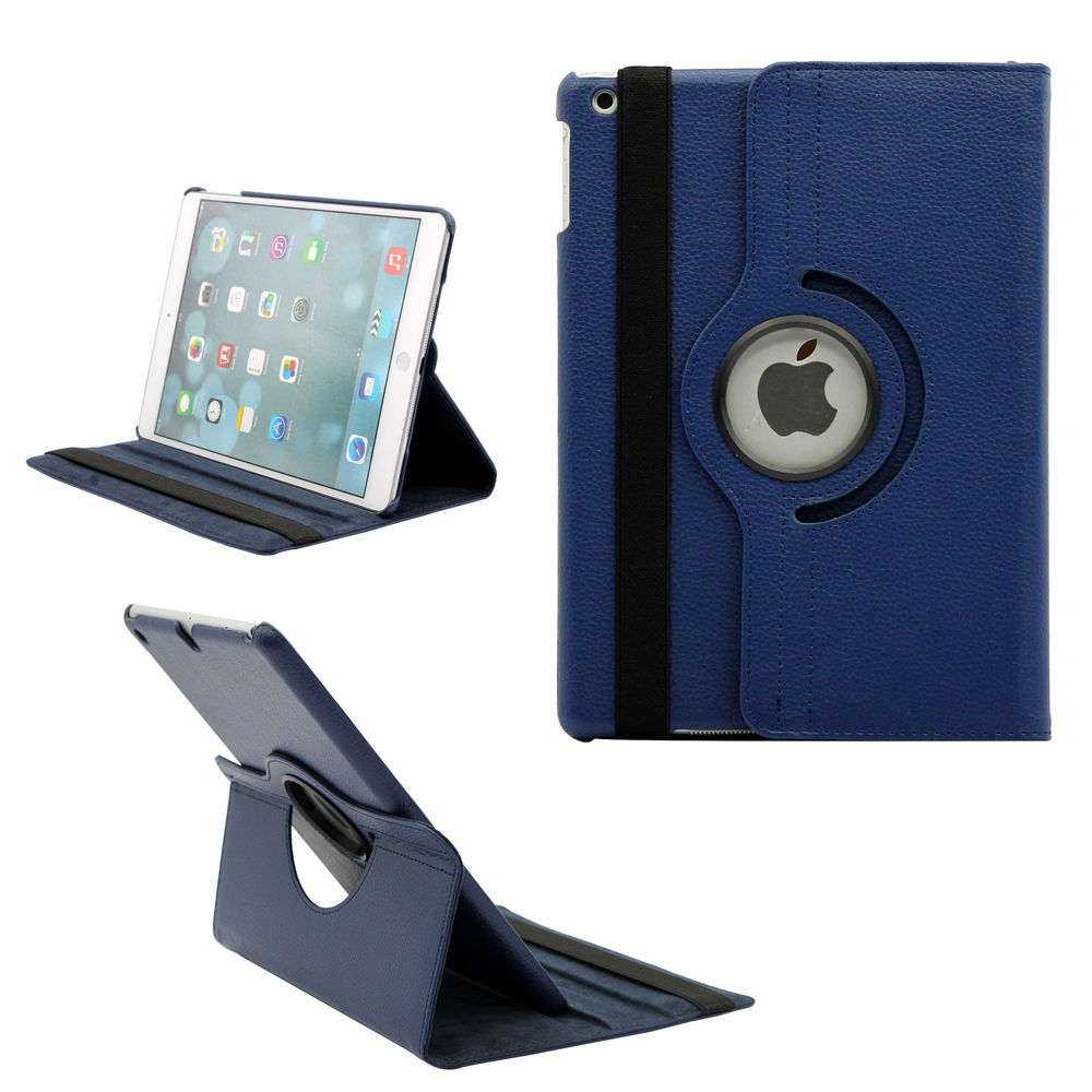 9.7'' Tablet Case for iPad 2 iPad 3 iPad 4 360 Case Smart Magnetic Rotation Stand A1430 A1459 Cover for iPad 4 Cover 360 Stand (8)