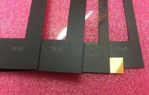 Абсолютно новый для Lenovo ThinkPad T440 T440s T450 T450s ЖК-дисплей со светодиодной рамкой крышка Рамка для экрана наклейка 04X5466 04X5346 04X3867 04X5448