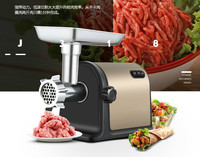 Meat Grinders grinder commercial high power electric stainless steel multifunction automatic mincemeat machine enema NEW|Meat Grinders| |  -
