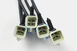 Image 5 - 4pcs Oxygen O2 Sensor Up&Downstream For 03 04 05 Chevrolet Silverado 1500 5.3L