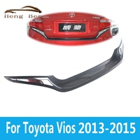HB High Quality Plastic Rear Bumper Protector Sill For VIOS 2013 14 15