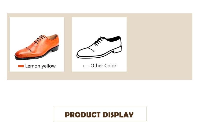 ᗗEnvío libre Goodyear manual superior zapatos de cuero de los ...
