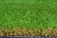 Garden type artificial grass samples (6 types popular )