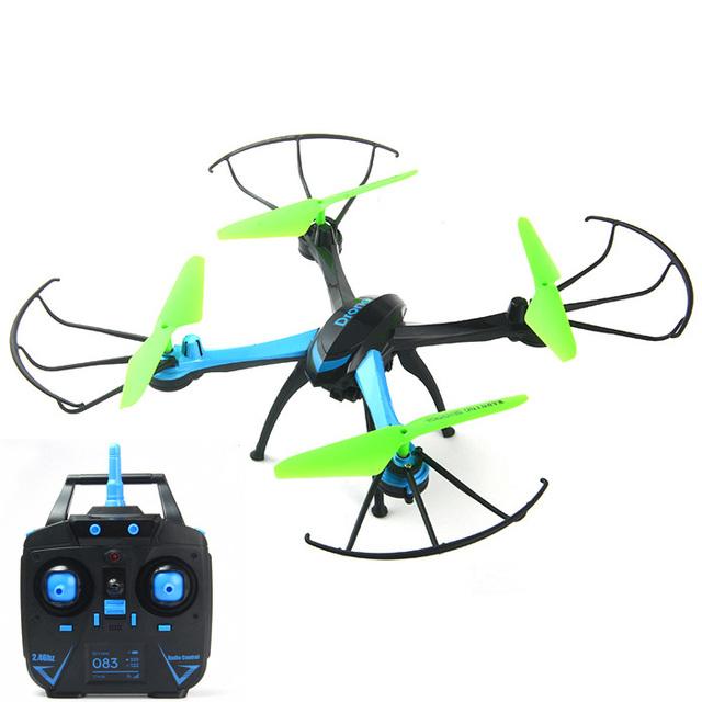 JJRC Headless Modo Drone Quadcopter 2.4G 6 CANALES 6axis Rc Helicóptero Con $ NUMBER MP HD Cámara Wltoys Aviones de Control Remoto helicóptero