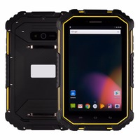 7.0 inch 4G Phone Call Tablet PC MTK6735 Quad Core Android 6.0 2GB/ 16GB IP67 Waterproof Shockproof Dustproof 2 SIM GPS 7000mAh