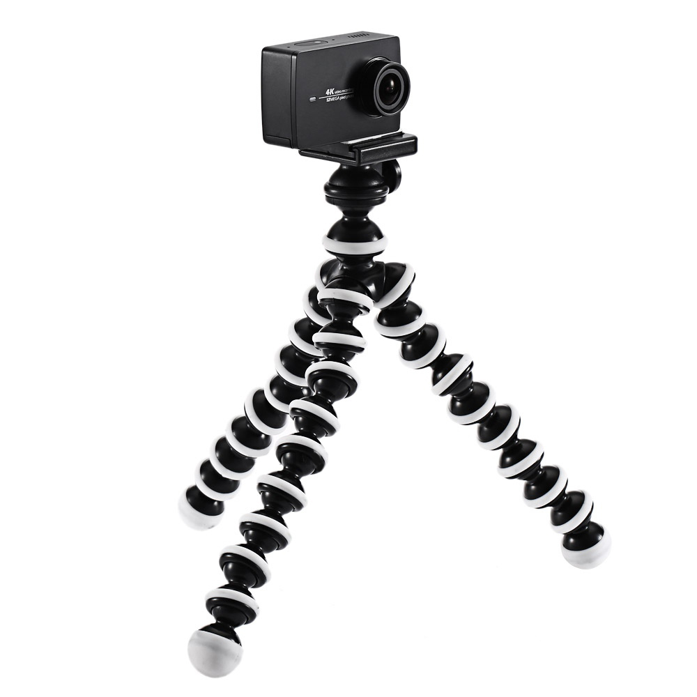 MAMEN Flexible Mini Octopus Tripod for Phone Folding Phone Holder Support telephone Mobile Stand for Camera Smartphone in Live Tripods from Consumer Electronics