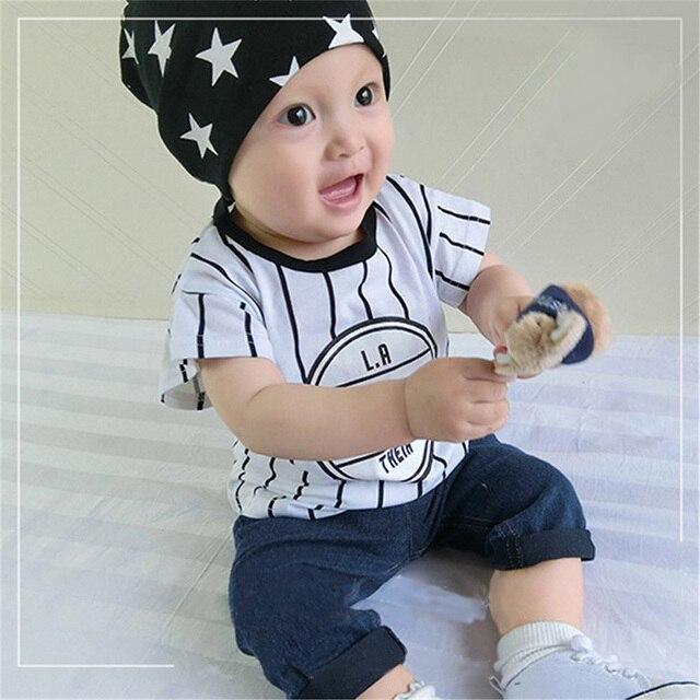 fb2922623c645 1 Pièce Automne Hiver Crochet Bébé Chapeau Fille Garçon Cap unisexe Bonnet  Étoile Infantile Coton tricoté