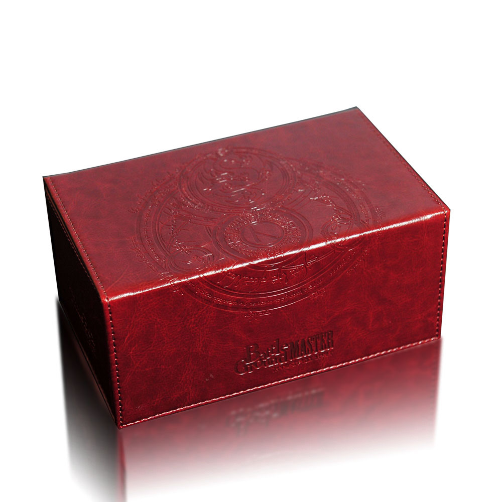 TW Leather For Open Box And Dragon Dance Suitable For Game King Duel Capacity 180+ Cards Box