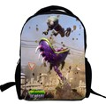 13inch Plants VS Zombies Backpack 2 Kids Cartoon Game PVZ men Bag garden warfare primary bags women custom made
