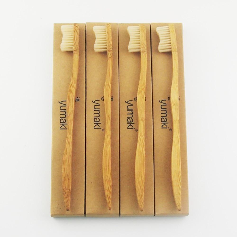50 Peças De Bambu Pintado Feito de