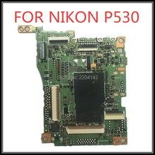 Бесплатная Доставка!! 100% оригинал P530 Цифровая Камера Главное Управление/тестирование Материнские Платы работает на Nikon P530