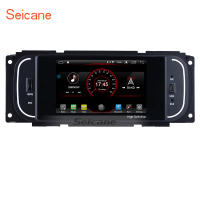 Seicane Android 8.1 5 Universal Multimedia Player Bluetooth GPS Radio for Chrysler 300m PT Cruiser JEEP Wrangler Dodge RAM 2500