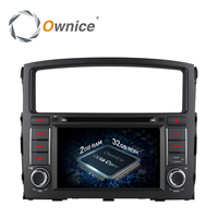 1024 600 Android 4 4 4 Car DVD Quad Core For MITSUBISHI PAJERO V97 2006 2007