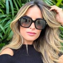 PAWXFB Fashion 2019 Ladies Square Sunglasses Women Vintage Brand Designer Sun Glasses For Female Men Shades