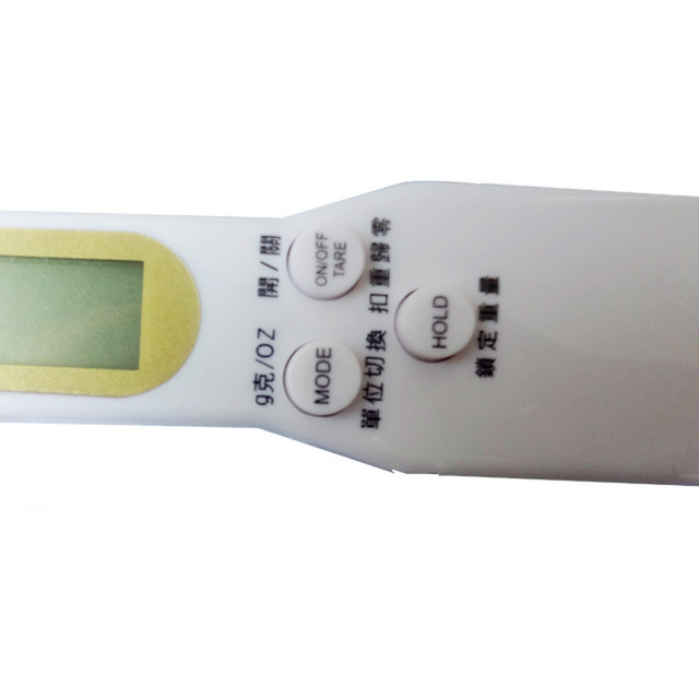 Digital precise Measuring Spoons With LCD Display Scale Display