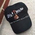 Amor preto & Filme de Basquete Cap Pai Chapéu OG 90 s Vtg Estilo Retro DRAKE KANYE presa osso casquette chapéus para homens