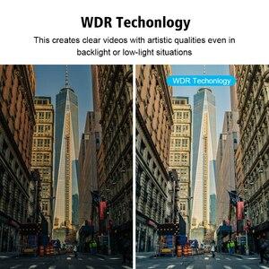 """Image 3 - Voiture Dash Cam 4 """"HD 1080P enregistreur de conduite 170 degrés grand Angle Vision nocturne voiture DVR véhicule double lentille caméra de tableau de bord g sensor"""
