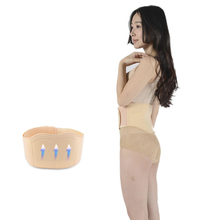 Shenzhen Hot selling Far-infrared and Negative Ions back support belt health care waist warmer