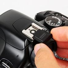 1 шт. BS-1 Вспышка Горячий башмак Защитная крышка SLR DSLR цифровая камера защитная крышка аксессуары для Canon Nikon Pentax