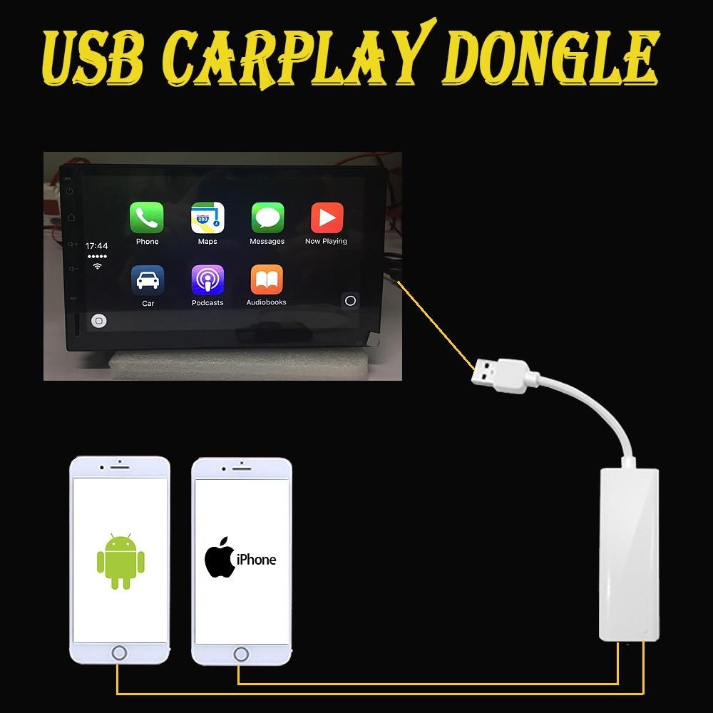 Newest New Android Auto Car Radio USB Apple Carplay