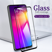 Protective Glass For meizu note 9 case screen protector on M