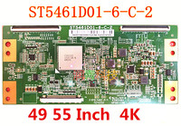 For Huaxing Optoelectronics T Con ST5461D01 6 C 2 Logic Board 4K 49 Inch 55 Inch LCD TV Logic Plate Bar