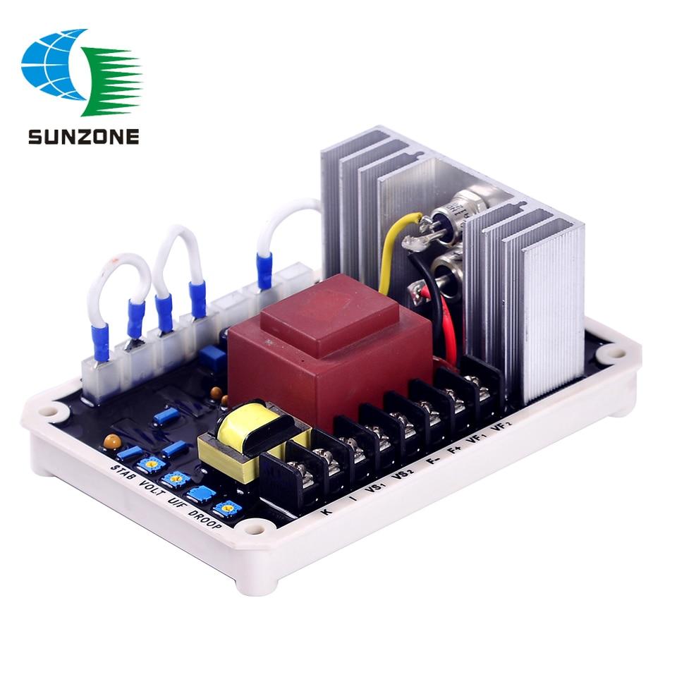 Voltage Regulator Kutai AVR EA15A 15Amp 3 Phase For Brushless Genset