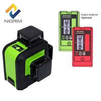 Norm 12 Lines Laser Level 3D Auto Self Leveling Laser Level with Battery