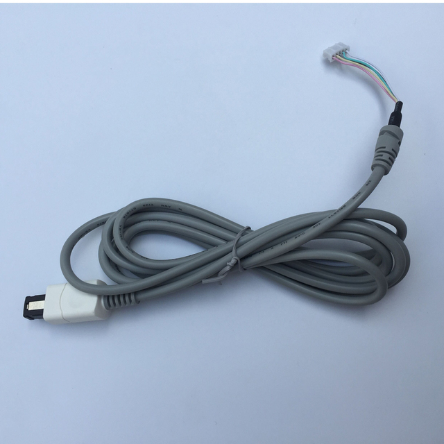 xunbeifang 2pcs  2M Repair cable cord gamepad Controller Cable for Sega  DC dreamcast game controller