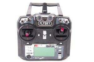 Image 2 - TCMM FlySky FS i6X 2.4 GHZ 10CH pilot zdalnego sterowania dla RC helikopter wielu wirnika drona