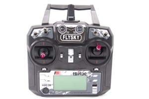 Image 2 - TCMM FlySky FS i6X 2.4GHZ 10CH remote control For RC Helicopter Multi rotor drone