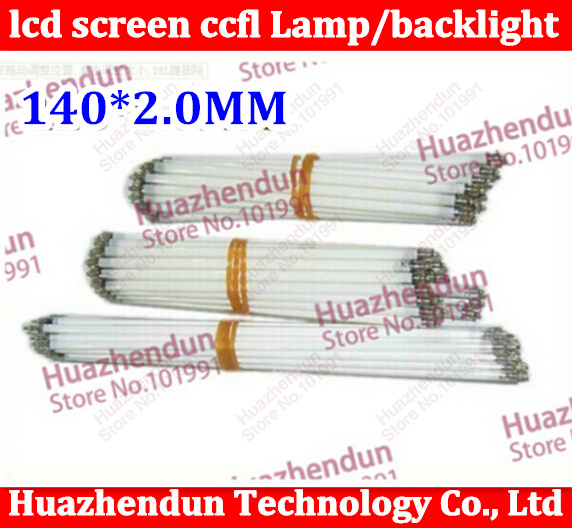 25pcs/lot Free shipping Supper Light CCFL 140*2.0 mm LCD Backlight Lamp Screen CCFL light