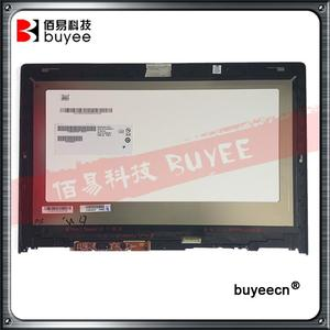 Image 2 - Оригинальный Новый сенсорный дигитайзер 13,3 дюйма для Lenovo Yoga 2 13 LP133WF2 SPA1, ЖК экран в сборе с рамкой 1920*1080, замена
