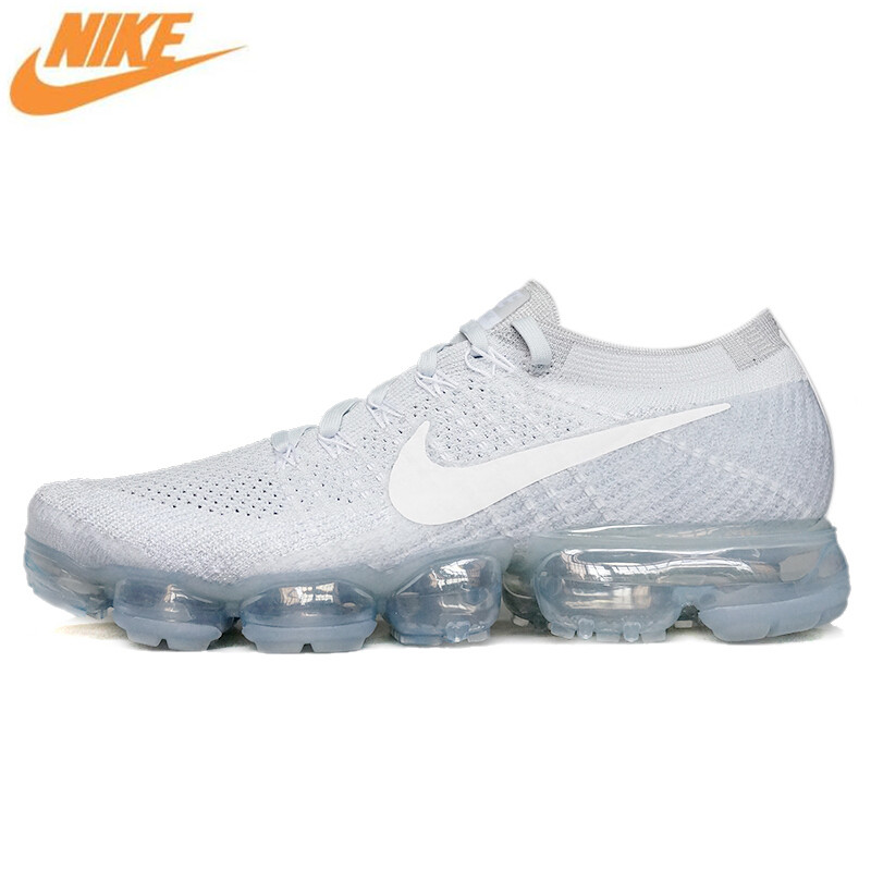 Nike Women's Air VaporMax Flyknit Running Shoes,Original New Arrival Authentic Women Outdoor Sports Sneakers Shoes 849557 free shipping nike air vapormax flyknit breathable women men s running shoes sports sneakers outdoor athletic shoes eur 36 47