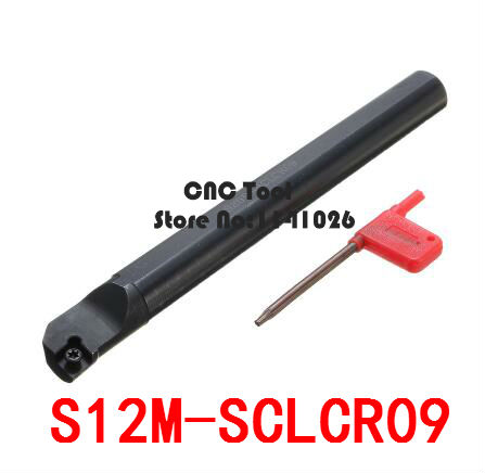 S12M-SCLCR09/ S12M-SCLCL09, Internal Turning Tool Factory Outlets, The Lather,boring Bar,cnc,machine,Factory Outlet